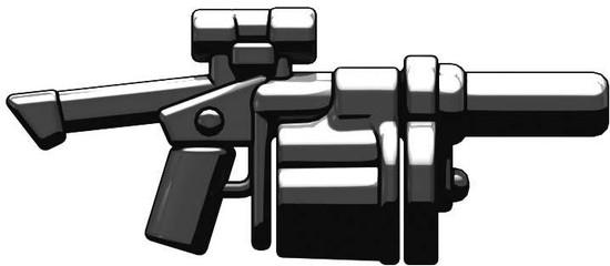 BrickArms MGL Multiple Grenade Launcher v.2 2.5-Inch [Black]