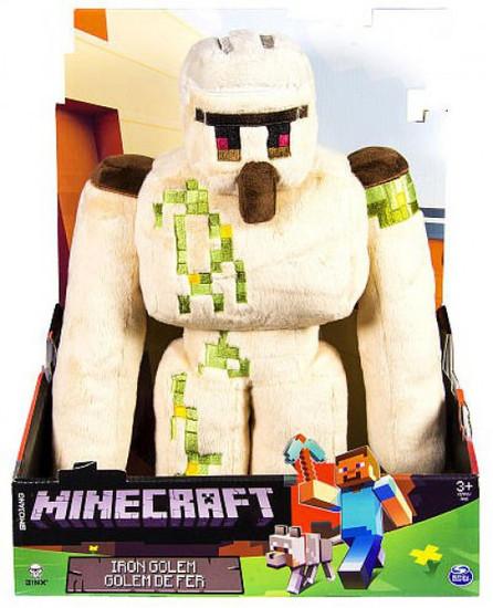 Minecraft Iron Golem 13-Inch Plush