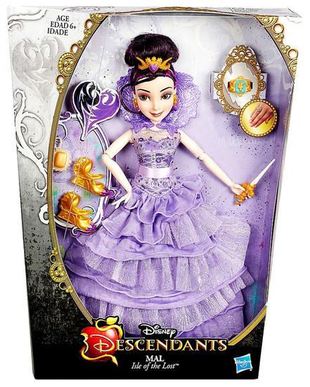 Disney Descendants Mal 11-Inch Deluxe Doll [Coronation]
