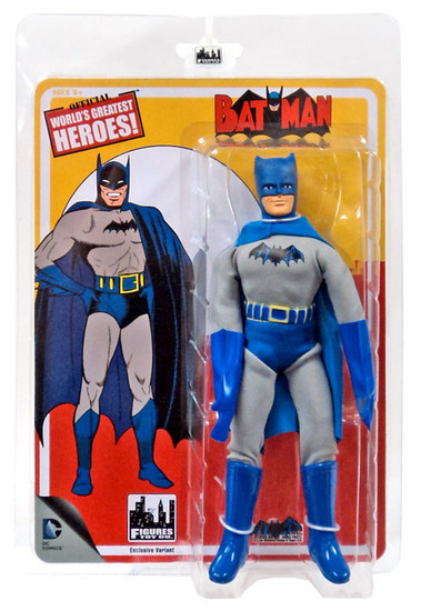 DC World's Greatest Heroes! First Appearances Series 1 Batman Action Figure