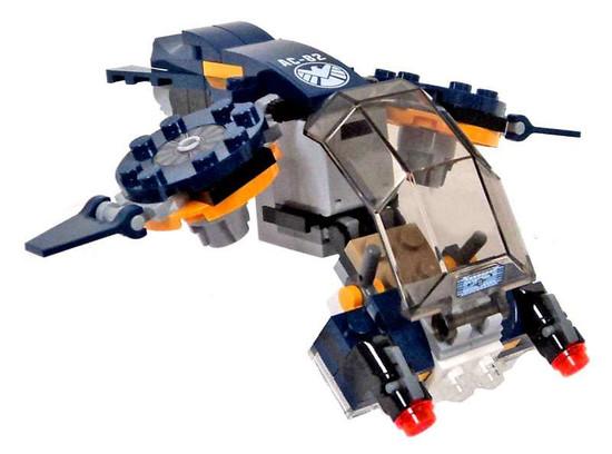 LEGO Marvel Super Heroes S.H.I.E.L.D Attack Craft Loose Vehicle [Loose]