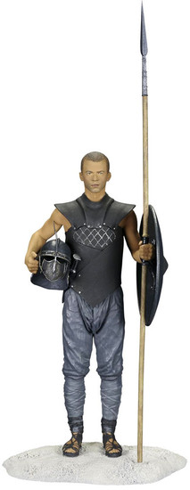 Game of Thrones Grey Worm 7.5-Inch PVC Statue Figure