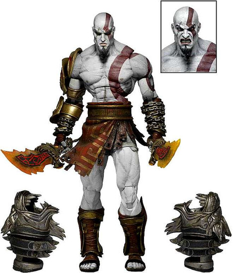 NECA God of War 3 Kratos Action Figure [Ultimate Version]