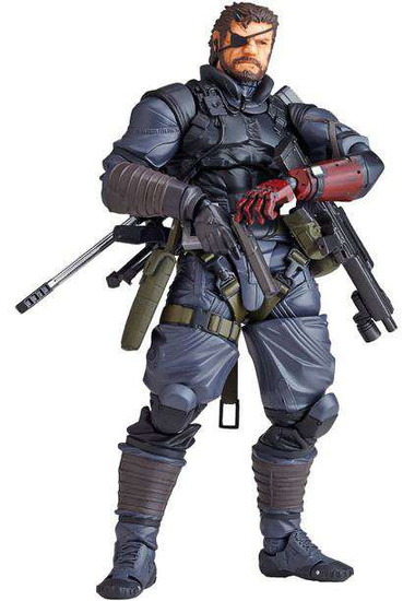 Metal Gear Solid V: The Phantom Pain Venom Snake Action Figure [Sneaking Suit]