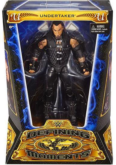 WWE Wrestling Defining Moments Undertaker Action Figure