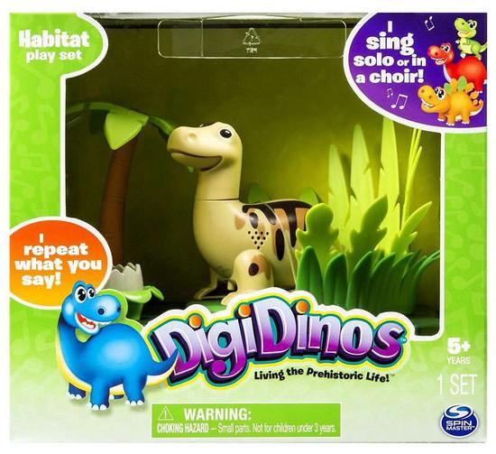 DigiDinos Quake Habitat Playset