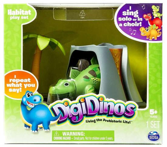 DigiDinos Mimic Habitat Playset