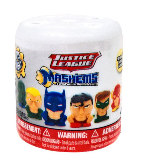 Justice League Mash'Ems Series 1 DC Mash'Ems Mystery Pack