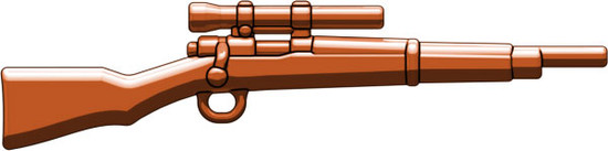 BrickArms M1903-A4 Army Sniper 2.5-Inch [Brown]