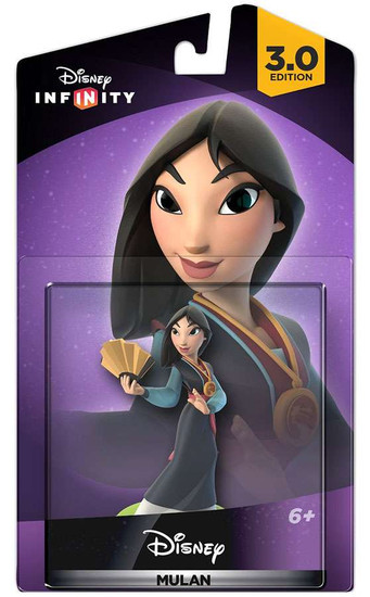 Disney Infinity 3.0 Originals Mulan Game Figure