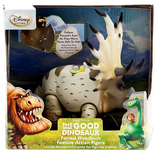 Disney The Good Dinosaur Forrest Woodbush Exclusive Action Figure