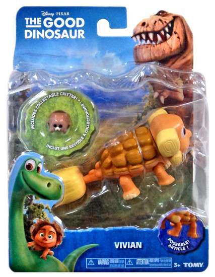 Disney The Good Dinosaur Vivian Action Figure