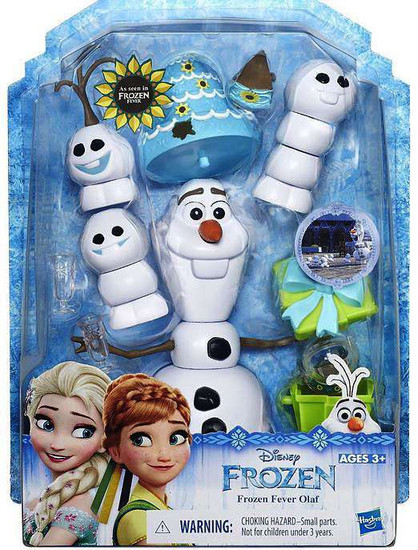 Disney Frozen Frozen Fever Olaf Doll