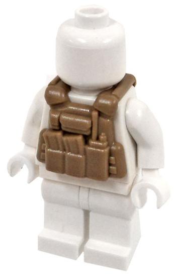 BrickArms Combat Vest PCV Signal 2.5-Inch [Dark Tan]