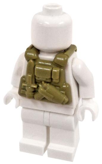 BrickArms Combat Vest PCV Commando 2.5-Inch [Olive]
