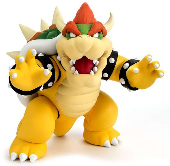 Super Mario S.H. Figuarts Bowser Action Figure