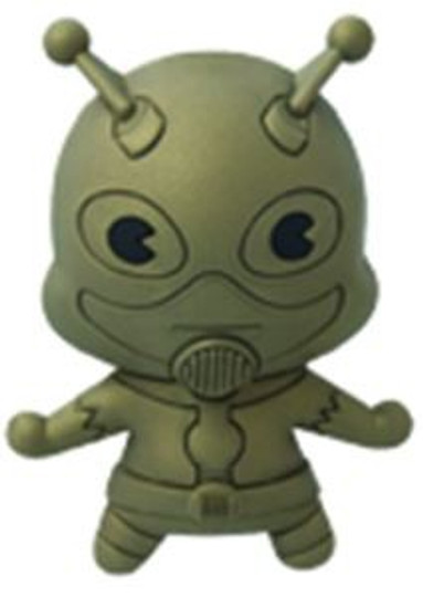 Marvel 3D Figural Keychain Series 2 Ant-Man Keychain [Bronze Variant Loose]