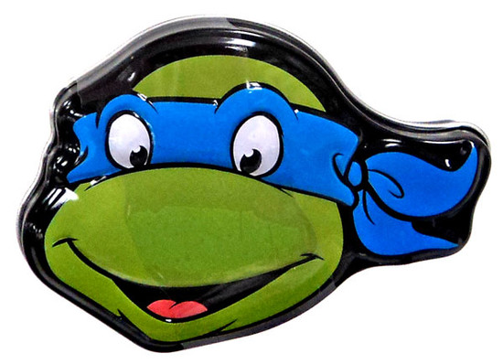Teenage Mutant Ninja Turtles Leonardo Candy Tin