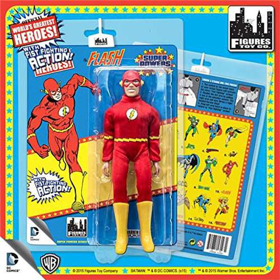 DC World's Greatest Heroes Super Powers Series 3 The Flash Action Figure