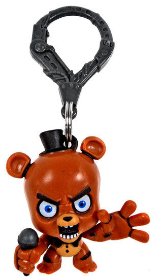 Five Nights at Freddy's FNAF Hangers Series 1 Freddy Fazbear Collector Clip [Loose]