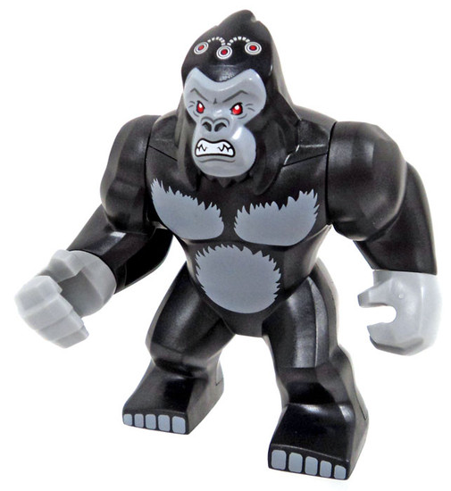 LEGO DC Universe Super Heroes Gorilla Grodd Minifigure [Loose]