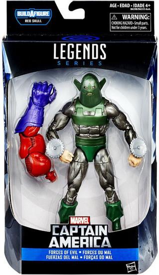 Captain America Civil War Marvel Legends Red Skull Whirlwind Action Figure [Forces of Evil]