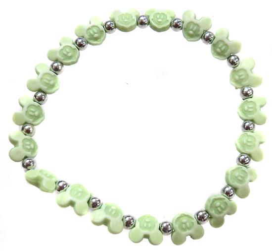 Mickey Mouse Bracelet [Green]