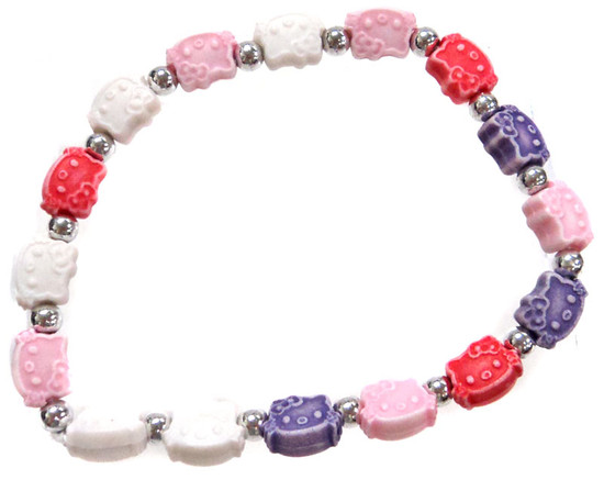 Hello Kitty Bracelet [Multi-Colored]