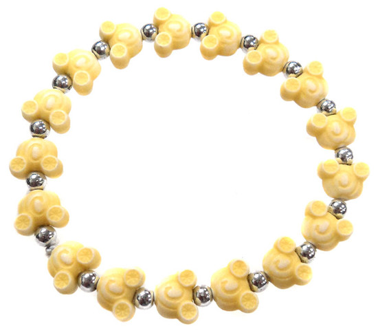 Disney Princess Bracelet [Yellow]