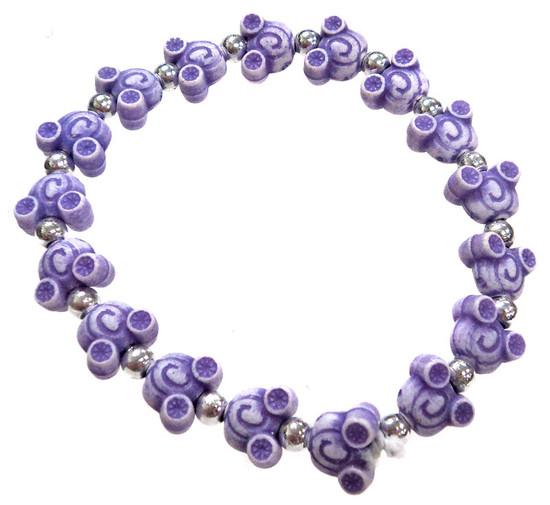 Disney Princess Bracelet [Purple]