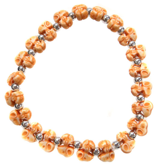 Snoopy Bracelet [Orange]