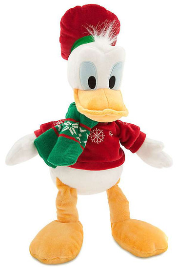 Disney 2015 Holiday Donald Duck Exclusive 17-Inch Plush