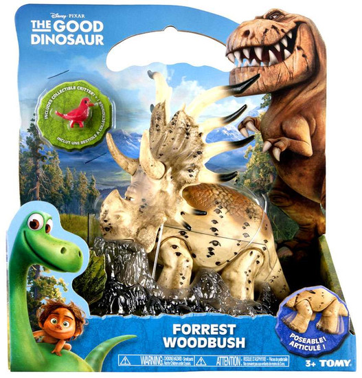 Disney The Good Dinosaur Forrest Woodbush Large Action Figure