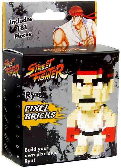 Street Fighter Ryu 3-Inch Brick Construction Set