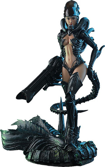 Hot Angel Series Alien Girl Collectible Figure