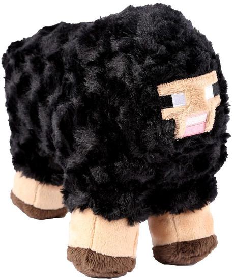 Minecraft Black Sheep 10-Inch Plush