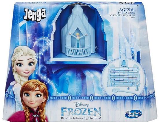 Disney Frozen Jenga Board Game