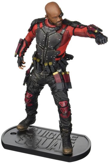 DC Suicide Squad Deadshot 12-Inch Statue