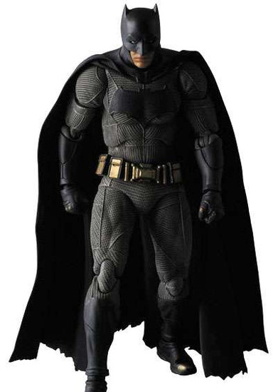 DC Batman v Superman: Dawn of Justice MAFEX Batman Exclusive Action Figure No.017 [Dawn of Justice]