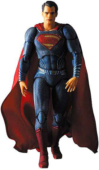 DC Batman v Superman: Dawn of Justice MAFEX Superman Exclusive Action Figure No.018 [Dawn of Justice]
