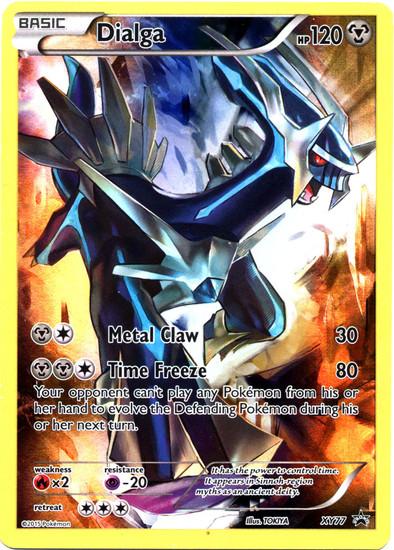 Pokemon X & Y Promo Promo Holo Full Art Dialga XY77
