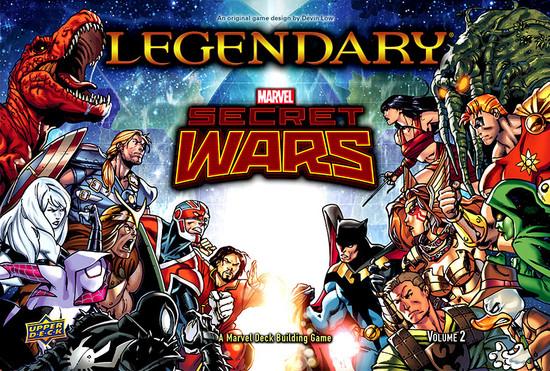 Marvel Legendary Secret Wars Deck Building Game [Volume 2]