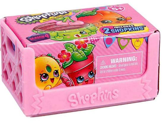 Shopkins Season 4 Mini Figure 2-Pack