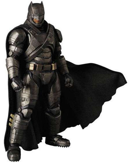 DC Batman v Superman: Dawn of Justice MAFEX Armored Batman Exclusive Action Figure No.023 [Dawn of Justice]