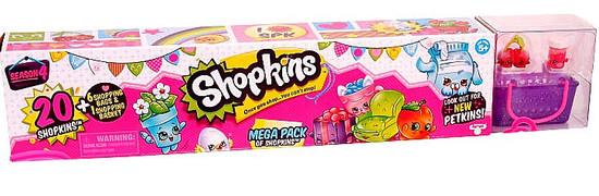 Shopkins Season 4 Mega 20-Pack