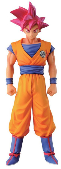 Dragon Ball Super Chozousyu DXF Super Saiyan God Son Goku 5.2-Inch PVC Figure