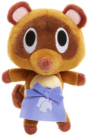 Animal Crossing World of Nintendo Timmy & Tommy 7-Inch Plush
