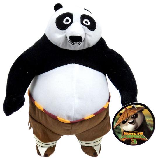 Kung Fu Panda 3 Po 10-Inch Plush Figure