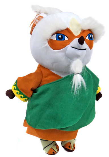 Kung Fu Panda 3 Master Shifu 10-Inch Plush Figure