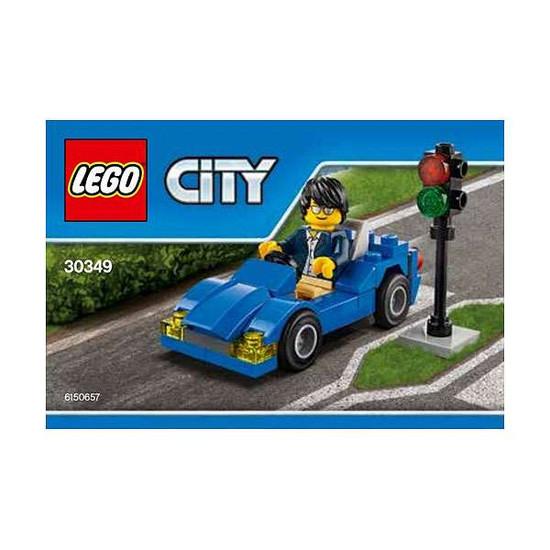 LEGO City Sports Car Mini Set #30349 [Bagged]